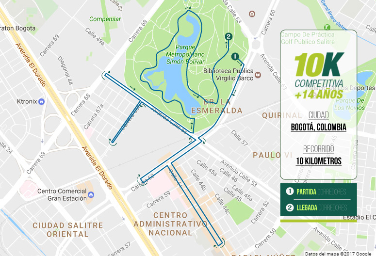 mapa-recorrido-10k-bogota-carrera-verde-colombia