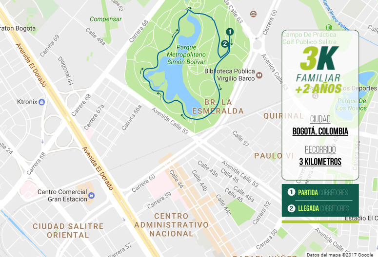 mapa-recorrido-3k-bogota-carrera-verde-colombia